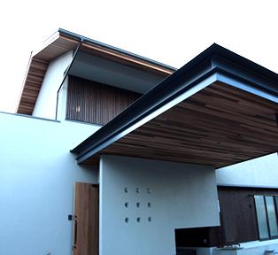 姫路 和モダンの家
