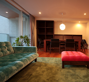 神奈川県葉山の家具