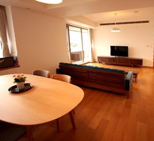 東京港区G邸 フランス人宅の施工事例