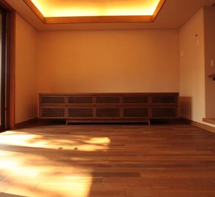 神戸 Y邸 SLIT AUDIO BOARD