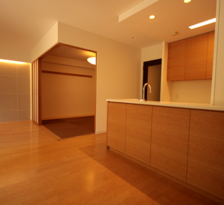 神戸市y邸マンションリフォーム