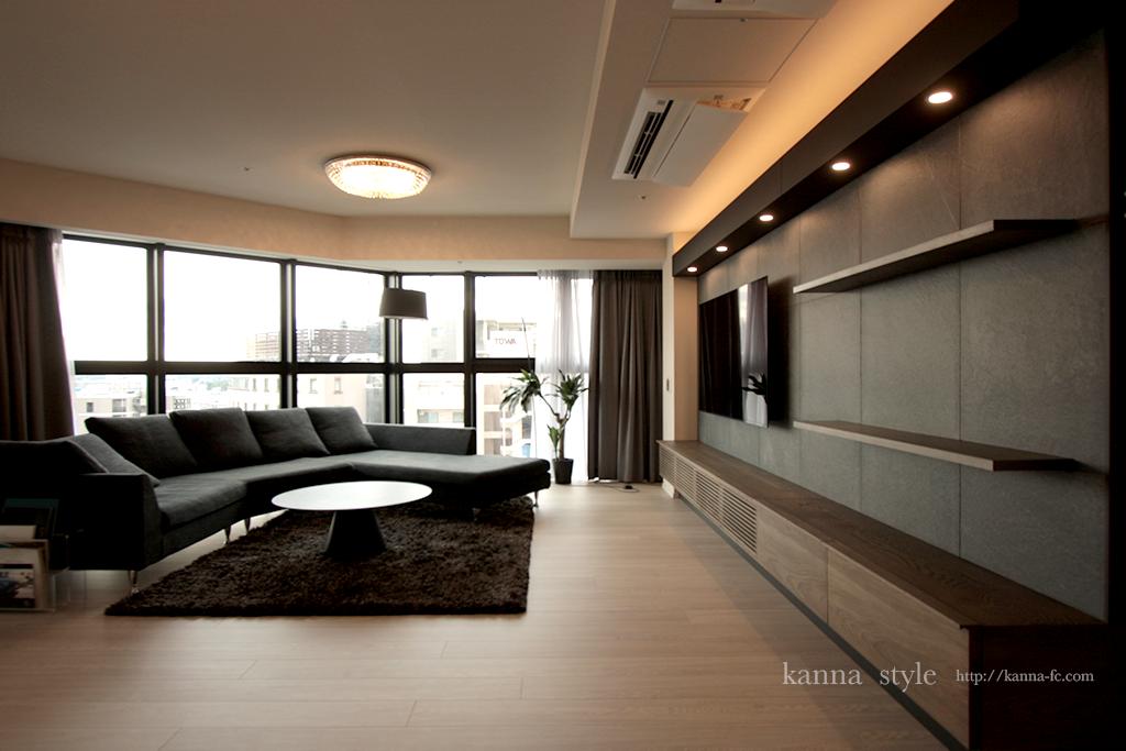 高層マンションオーダー家具